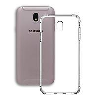 Ốp Lưng Chống Sốc cho điện thoại Samsung Galaxy J7 Pro - Dẻo Trong - Hàng Chính Hãng