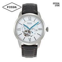 Đồng hồ nam FOSSIL dây da Townsman ME3167 - màu nâu