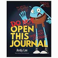 Do Not Open This Journal
