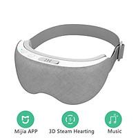 Xiaomi Youpin Mặt nạ mắt hơi nước thông minh 3D Surround Hơi nước nóng nén làm giảm mỏi mắt Đi máy bay Bịt mắt làm việc với ứng dụng Mijia