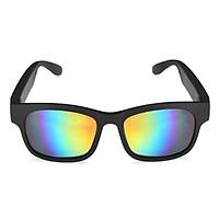 bluetooth 5.0 Smart Sunglasses Wireless Stereo Headphones IPX7 Waterproof
