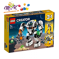 LEGO CREATOR 31115 Rô Bốt Khám Phá Không Gian (327 chi tiết)