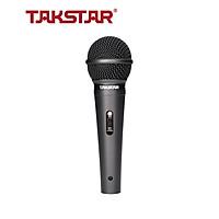 Mic hát karaoke có dây Takstar Pro-38 [DÂY DÀI 6M] - HÀNG CHÍNH HÃNG