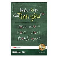 Sách - TedBooks Thuật Toán Của Tình Yêu ( Tặng Postcard )