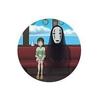 Huy hiệu Anime Chihiro và Vô Diện Spirited Away
