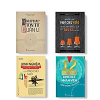 Combo Sách: Người Lãnh Đạo Xuất Sắc