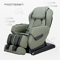 Ghế massage toàn thân cao cấp Poongsan Hàn Quốc MCP- 200 ( Hàng chính hãng )