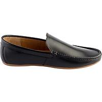 Giày Lười Nam Da Pierre Cardin Black Loafer PCMFWLC084-BLK