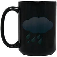 Ly Sứ,Cốc Sứ Cao Cấp In Hình Mây mưa - MS TN002 – Màu Đổi màu