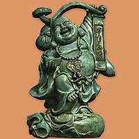 Tượng Phật Di Lặc đội như ý - DL140