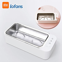 Youpin Lofans Ultrasonic Cleaning Machine High Frequency Vibration Wash Cleaner For Jewelry Glasses Watch Makeup