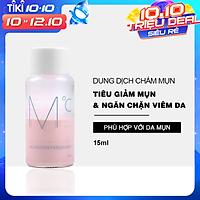 Dung dịch chấm mụn MdoC AC Solution Powder Spot 15ml JN-MCM01