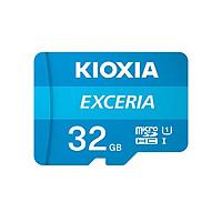 Thẻ nhớ 32GB Micro SDHC Exceria UHS-1 C10 100MB/s Kioxia (Không có Adapter) - Hàng Chính Hãng