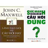 Bộ Sách Hay: Nghệ Thuật Đặt Câu Hỏi Của Lãnh Đạo (Gồm 2 Cuốn: Lãnh Đạo Giỏi Hỏi Câu Hỏi Hay + Sức Mạnh Của Việc Đặt Câu Hỏi Đúng ) Tặng Sổ Tay Giá Trị (Khổ A6 Dày 200 Trang)