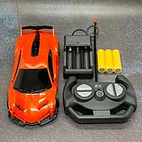 Ô tô điều khiển từ xa có pin sạc đồ chơi cho bé model GX23