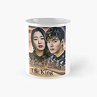 Cốc sứ in hình Lee Min Ho Kim Go Eun Quân Vương Bất Diệt