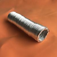 Ống bạc gió mềm - Ống bạc thông gió Hàng chính hãng Remak D100 D125 D150