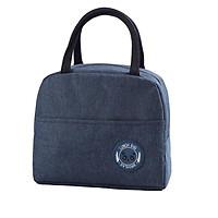 Túi Giữ Nhiệt Túi Đựng Cơm Thức Ăn Chống Nước 21x23x13cm
