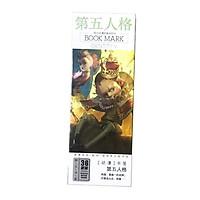 Bookmark Nhân cách thứ 5 dạng hộp identity 36 tấm mẫu 2 hộp ảnh anime