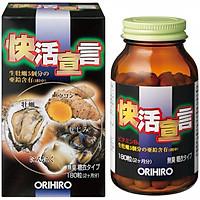 Thực Phẩm Chức Năng Tinh Chất Hàu Nghệ Orihiro Nhật Bản ( ORIHIRO New Oyster Extract Tablets)