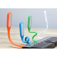 Đèn Led mini cắm USB (Màu ngẫu nhiên) - (Tặng kèm 01 miếng thép đa năng 11in1)