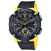 Đồng hồ nam dây nhựa Casio G-Shock chính hãng GA-2000-1A9DR
