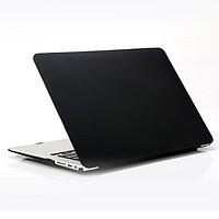 Ốp lưng bảo vệ màu Đen dành cho Macbook Air 13'' (A 466) không hở táo