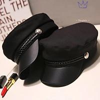 Mũ Nồi, Mũ Beret Nữ Kiểu Dáng Thời Trang Phong Cách Hàn Quốc
