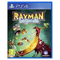 Đĩa Game Ps4: Rayman Legends - Hàng nhập khẩu