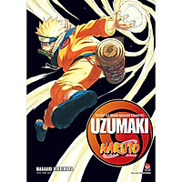 Artbook Naruto: Uzumaki