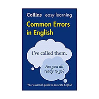 Collins Common Errors In English (2nd Ed)