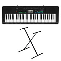 Bộ Đàn Organ Casio CTK-3400 Kèm AD Giá Nhạc Và Chân