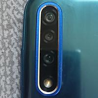 Khung bảo vệ camera sau dành cho Vsmart Live -  Khung nhôm cao cấp bảo vệ camera