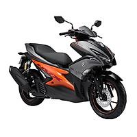 Xe Máy Yamaha NVX 155 ABS - Cam Đen Xám