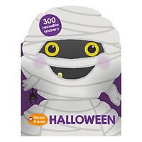 Halloween: Sticker Friends - Sticker Friends