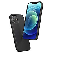 Ốp Lưng điện thoại dành cho Iphone 12 Pro 6.1inch Màu Đen  Silicone Ugreen 20454 LP418 Hàng chính hãng