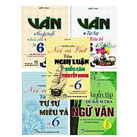 Combo Sách Tham Khảo Ngữ Văn Lớp 6 (Biên Soạn Theo Chương Trình Mới)