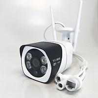 Camera wifi yoosee ngoài trời full HD 1080p soi ban đêm có màu IP634  Hàng nhập khẩu