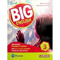 Big English 2ed PTE YL SB3 VN