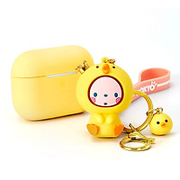 Bao Case cho AirPods Pro ESR Bounce Cute Animal Keychain - Hàng Nhập Khẩu