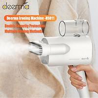 Deerma HS011 Handheld Ironing Machine Mini Portable Foldable Garment Steamer Clothing Care Travel Steam iron 220V 800W