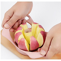 Dụng cụ cắt củ quả nhanh gọn (củ cải, táo, lê...) IN70 giao mầu ngẫu nhiên
