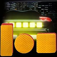 Decal phản quang dán trang trí cảnh báo xe ô tô, xe máy