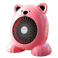 Máy sưởi mini để bàn Gấu