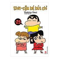 Shin - Cậu Bé Bút Chì - Tập 25 (Tái Bản 2019)