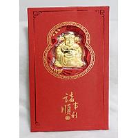 Bao lì xì Vàng 24k Thần Tài (BLX_TTAI)