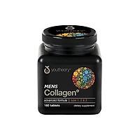 Viên uống bổ sung đàn hồi cho da Youtheory Men's Collagen Advanced with Biotin 290 Count