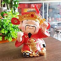 Tượng chibi Thần Tài 14cm - mẫu Thành Công