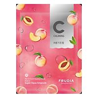 Mặt Nạ Dưỡng Chất Frudia My Orchard Squeeze Mask Peach Cấp Nước Cho Da Chiết Xuất Trái Đào 20ml
