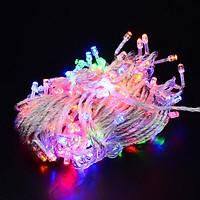 Dây đèn nháy LED 5m nháy nhiều màu